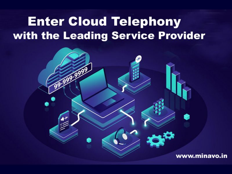 Enter Cloud Telephony with the Leading Service Provider
