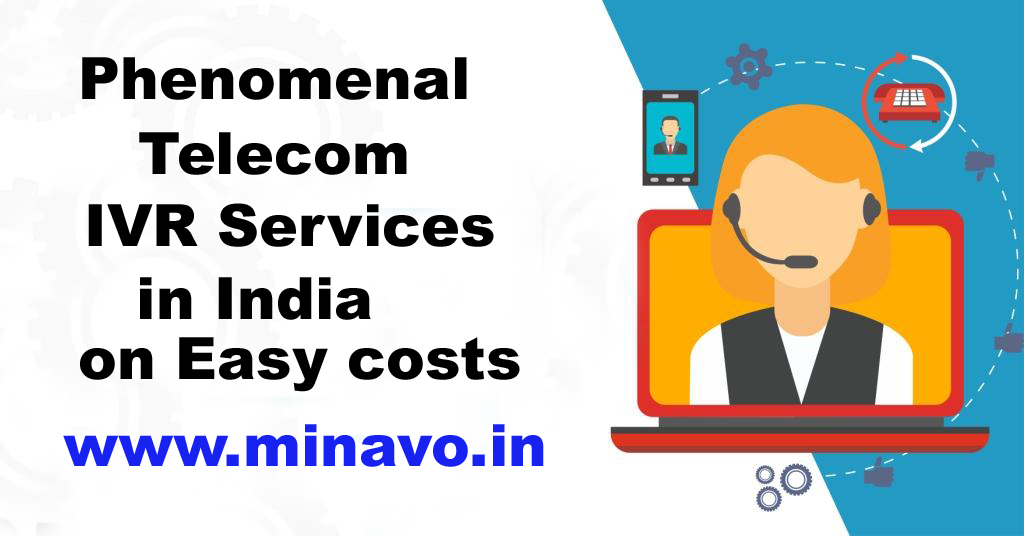 Phenomenal Telecom IVR Services in India on Easy costs.