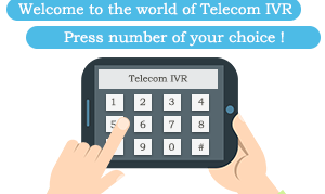 Your journey to success with Telecom IVR.