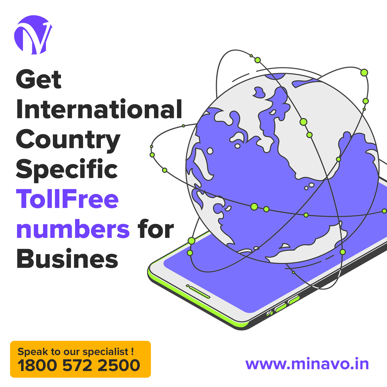International Toll Free Numbers
