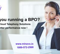 Are you running a BPO? Adopt Cloud Telephony Solutions for better performance now!